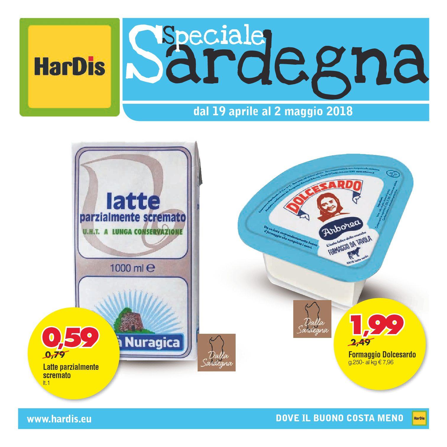 Offerta HarDis – Speciale Sardegna