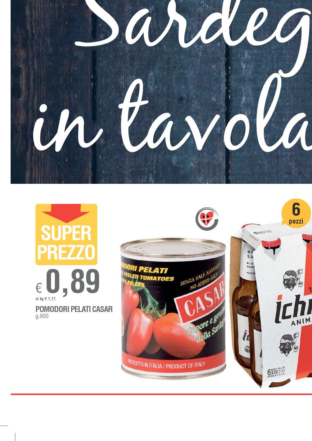 Offerta IperPan – Sardegna in Tavola